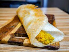インド料理のドーサが気軽にテイクアウトできる「ガネーシャドーサ/Ganesha Dosa」