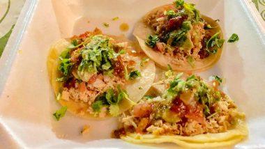 アラモアナのストリートスタンドでメキシカン料理「Mayita's Grill」