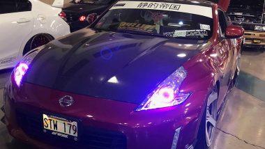 カスタム車好きの若者が大集合するイベント、Wekfest