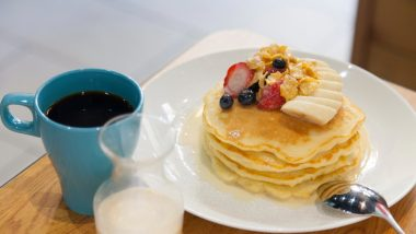州外からの観光客が訪れ始めたカカアコで店内飲食できるお店