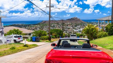 オアフ島・ハワイ島・マウイ島でのドライブ体験談!注意点を確認しよう
