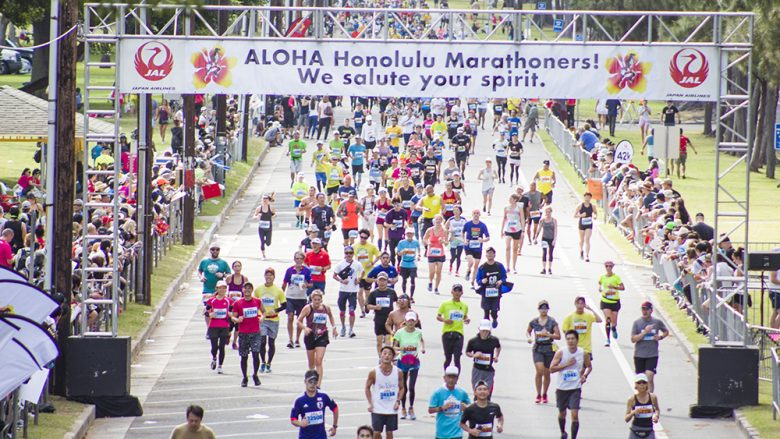 LaniLani Presents マラソン完走のための「コアバランスストレッチ」supported by Dr.strech 動画連載スタート!! JALホノルルマラソンに参加しよう!!