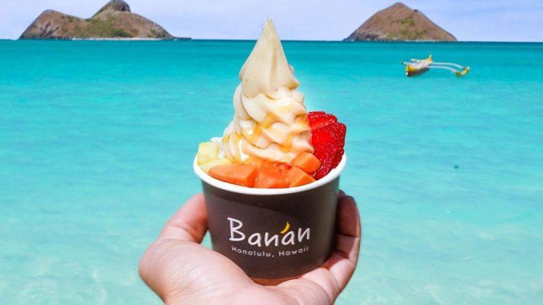 可愛くて美味しいヘルシースイーツ♪「バナン/Banan」