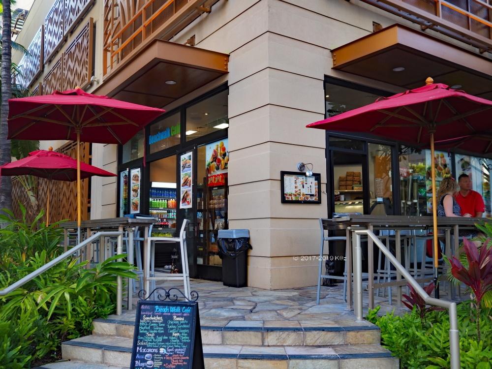 ビーチウォーク・カフェ/Beachwalk Cafe