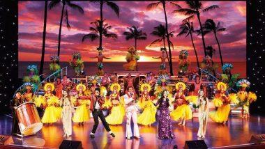 クリスマス限定!ロック・ア・フラの「マジカルクリスマス」で思い出に残るハワイの夜を