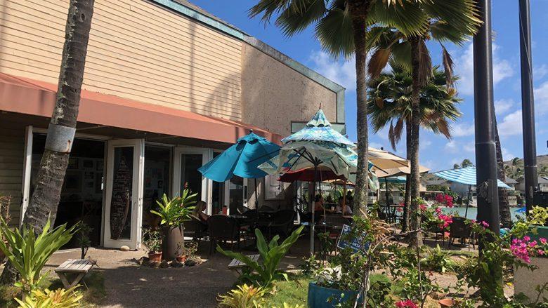 ハワイで一番気持ちいいカフェはハワイカイのIsland Brew Coffehouse