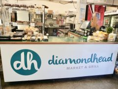ダイアモンドヘッドマーケット&グリルの絶品ブルーベリークリームチーズスコーン