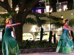 インターナショナルマーケットプレイスのフラダンスショーは無料なのに見ごたえ十分!