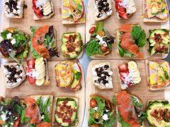 カイルアのフォトジェニックなカフェ「レッツ・トーストカフェ/Let's Toast Café」