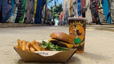 マハロハバーガー/Mahaloha Burger