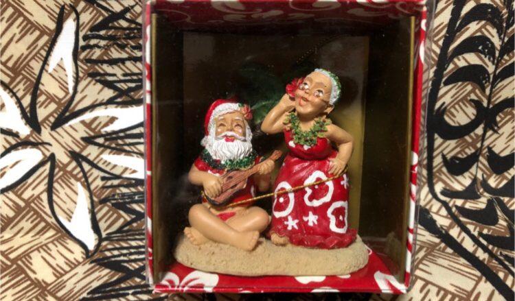 メレカリキマカ!ハワイのクリスマス♪