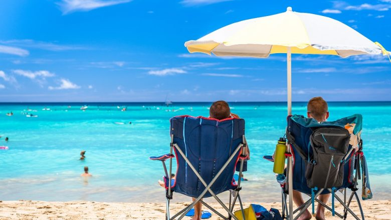 ワイキキビーチ  歴史と問題点