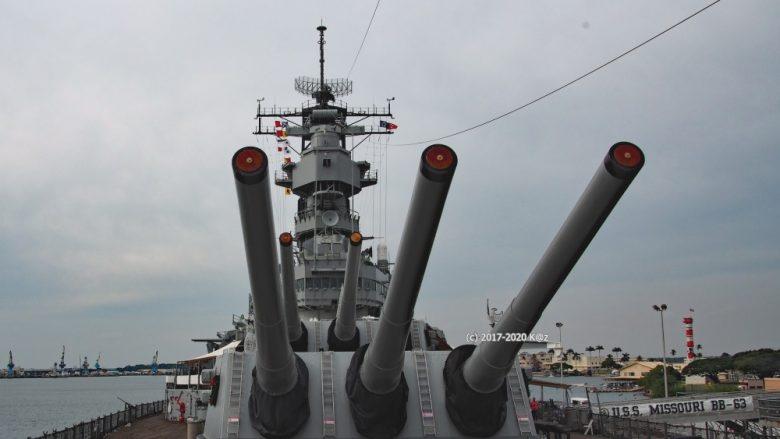 その迫力と様々なドラマに感動!ハワイのパールハーバーで戦艦ミズーリを探検
