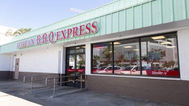 コリアン・バーベキュー・エクスプレス/Korean BBQ Express