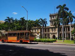 Five-0本部に潜入!ハワイの歴史的スポット