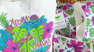 【第一弾】新しいハワイの法案!オアフ島のレジ袋禁止法案スタート!