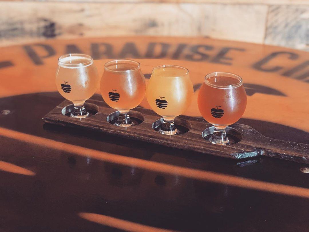 Paradise Ciders