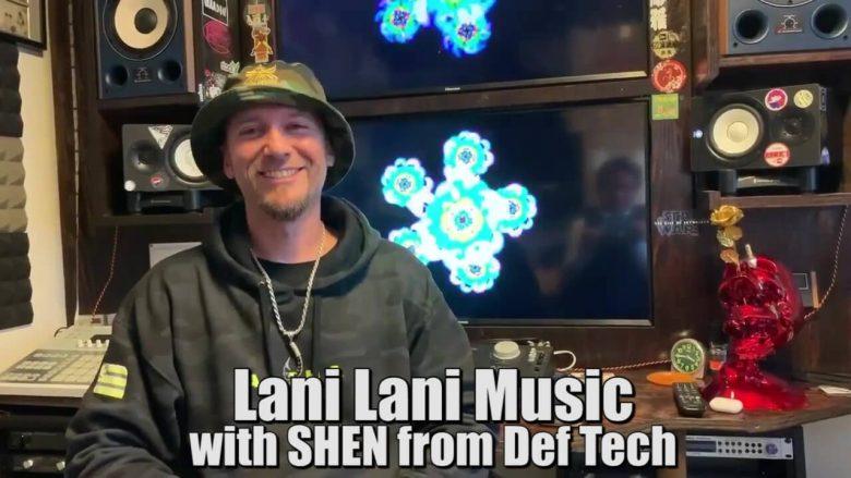 Lani Lani Musicのコーナーナビゲーター・SHEN(Def Tech)はどんなハワイアンコーヒーがお気に入り??
