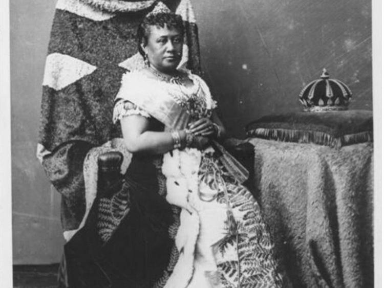 カピオラニ王妃