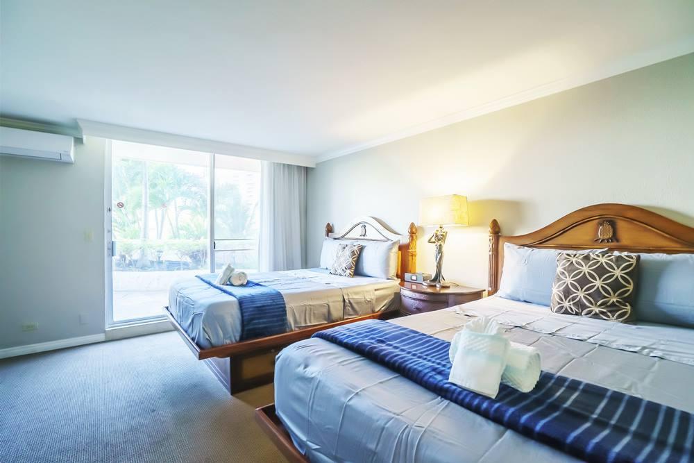 ルアナワイキキ・ホテル&スイーツベッドルーム
