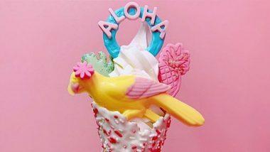流行のSNS映えアイスクリーム店「チャーミー/Charmy」