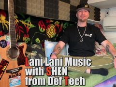 """Lani Lani Musicナビゲーター SHEN(from Def Tech)の今月・来月のお薦めハワイ情報は""""ナイトタイム"""""""