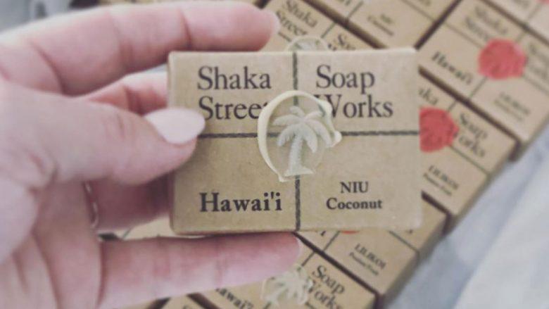 ハワイのお土産に豊かな香りの石けんはいかが