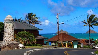 ハワイの天国の海へ続く小道!ラニカイビーチの秘密