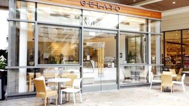 ノードストローム脇にある「GELATO BAR/ジェラートバー」のアイスをお得に食べる方法
