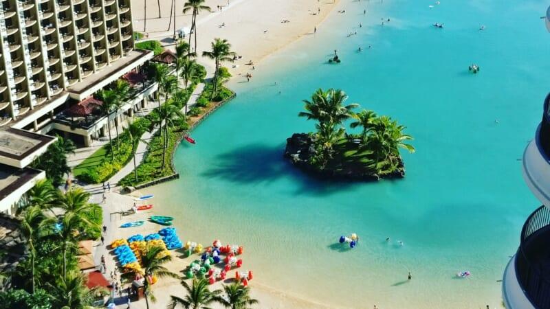 ハワイのプールを満喫!家族で一緒に楽しめるハワイのプール5選