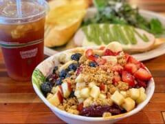 ハワイのヘルシーフードにこだわった「ハイブレンド・ヘルスバー&カフェ/HiBlend Health Bar&Café」