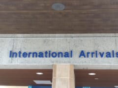 意外と知られていない!?ハワイと日本の空港の撮影禁止場所