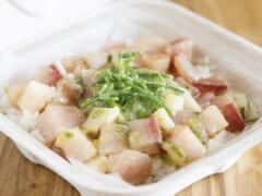 ミシュランシェフが手掛ける!「シェフズ・ポケ&スシロール/Chef's Poke & Sushi Roll」がカパフルにオープン
