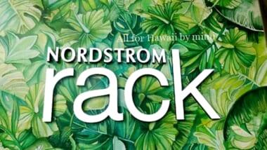 「ノードストロームラック」のウォルアートを手掛けたアーティストの新作と無料ぬり絵を手に入れよう!