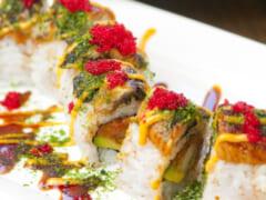 ハワイの食材を使った和テイストのレストラン