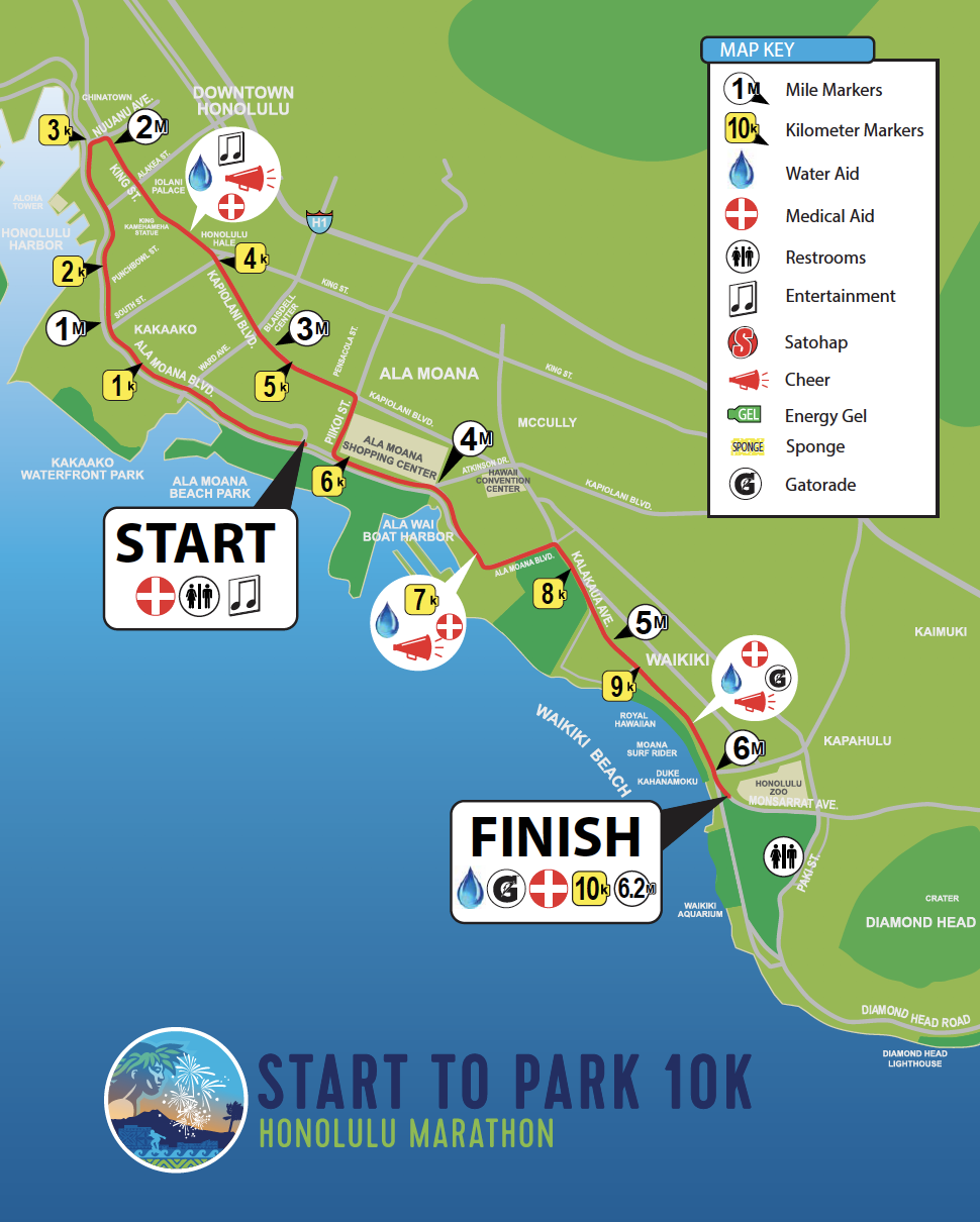 Start-To-Park-Map
