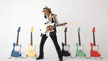 日本を代表するギターヒーロー・Charのスペシャル動画インタビュー第2弾が到着!