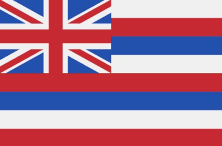 ハワイの旗