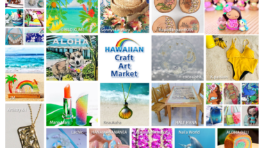 【HAWAIIAN Craft Art Market 2020】開催決定!