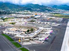 【2020年8月更新】ダニエルKイノウエ空港がリニューアル!レンタカーの返却に注意