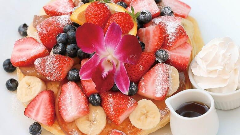 早起きは三文の徳~「Cafe Kaila/カフェカイラ舞浜店」でハワイアンパンケーキのキャンペーン実施中!