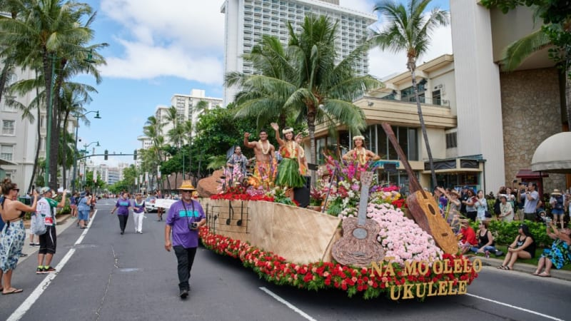 【中止】第74回フローラルパレード (花の祭典)