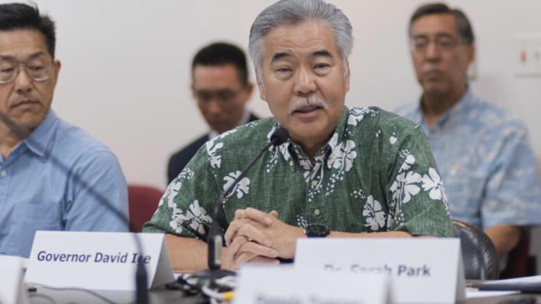 イゲ知事ってどんな人?ハワイの政治の基礎を学んでみよう
