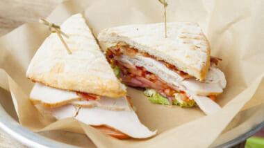 ローカル御用達 隠れ家的サンドイッチ店