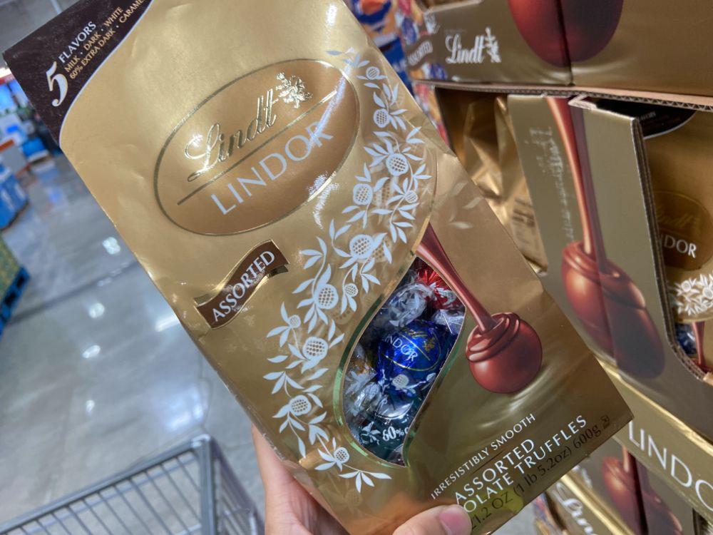 コストコ_リンツチョコレート