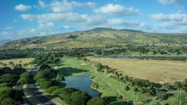 LaniLaniハワイ女子ゴルフ部発!ミッキーのバンカーに出会える「コオリナ・ゴルフクラブ」