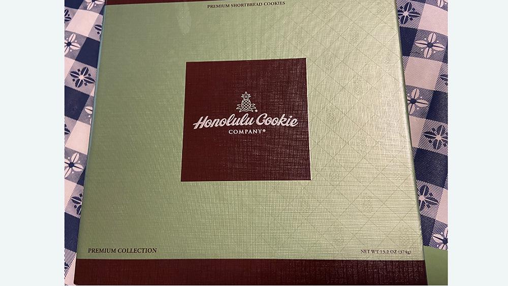 ホノルルクッキーカンパニー箱