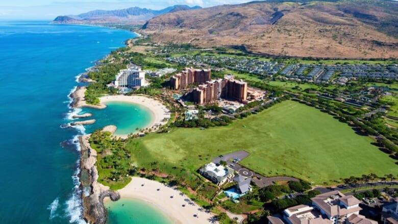 あまり知られていないコオリナラグーンやカハラホテルの驚くべき話 ~ハワイにはプライベートビーチはない!
