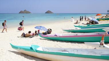 コロナ禍で思い浮かべるハワイを代表するビーチ4選