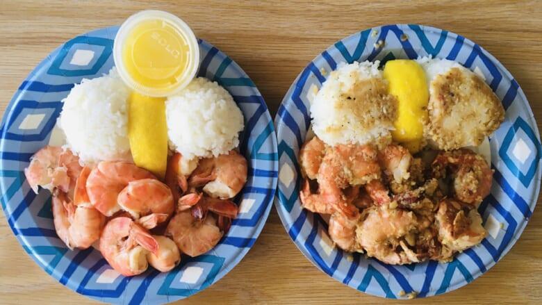 【在住者レポート】ハワイのガーリックシュリンプ人気店「ジョバンニ/Giovanni's 」カカアコ店の紹介